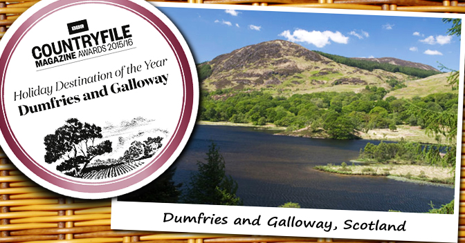 Countryfile - Holiday Destination of the Year: Dumfries and Galloway (Website)