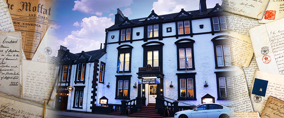 The Buccleuch Arms Hotel Moffat