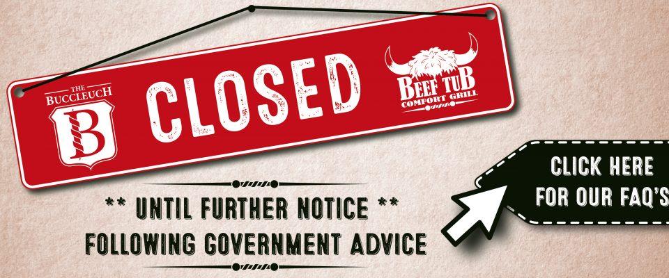Bucc Ltd - Closed